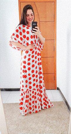 Vestido Zínia