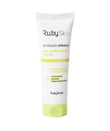 GEL HIDRATANTE FACIAL RUBY SKIN PROTEÇÃO URBANA HB406 - RUBY ROSE
