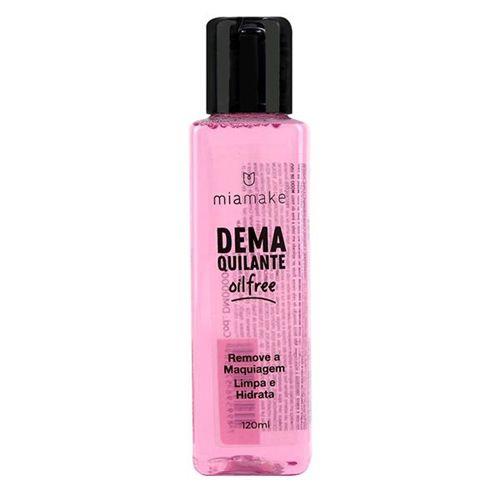 Demaquilante Oil Free - Mia Make