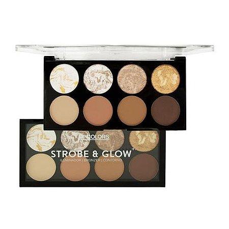 Paleta Strobe & Glow - SP Colors