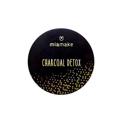 Esfoliante de Carvão Ativado Charcoal Detox - Mia Make