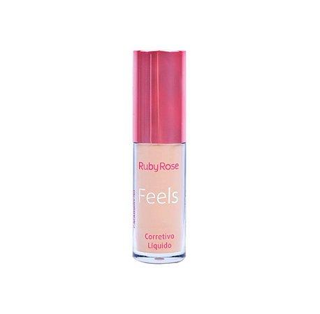 Corretivo Líquido Feels - Ruby Rose