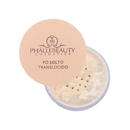 Pó Solto Translúcido - Phallebeauty