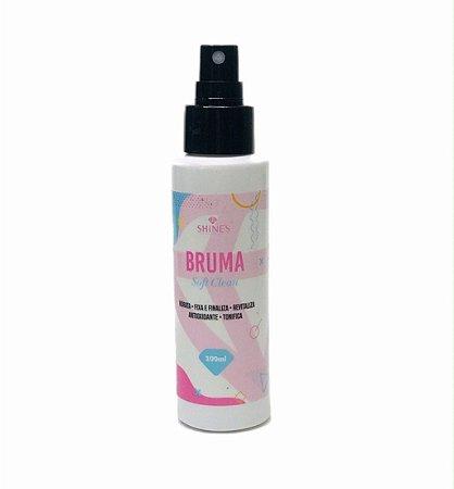 Bruma Fixadora Soft Clean 100ml - Shines