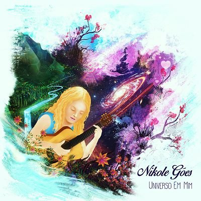 CD Universo Em mim, de Nikole Góes (com frete grátis)