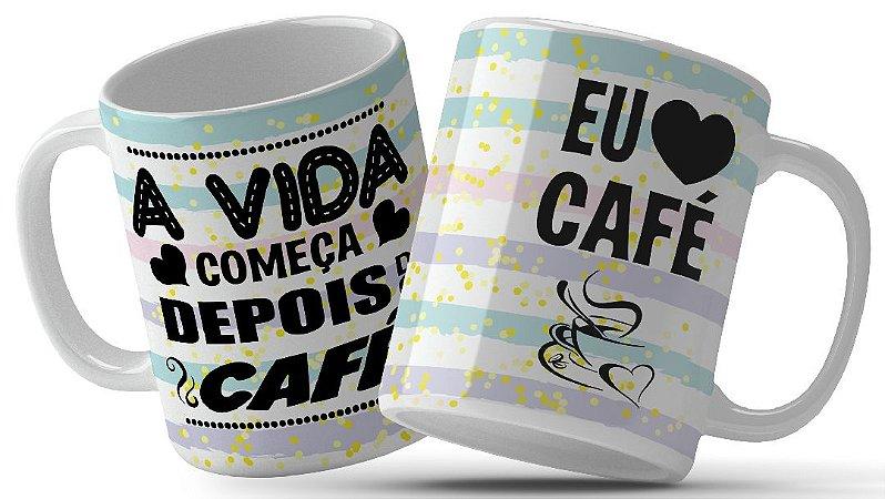 EU AMO CAFÉ