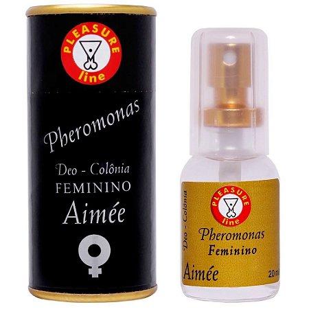 Aimée Colonia Feminina Pleasure