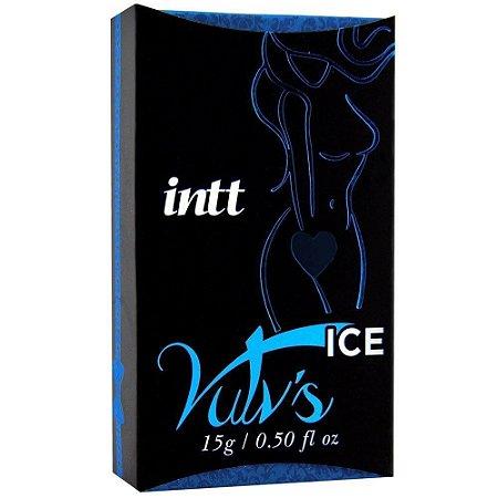 Vulvs Ice Excitante Feminino Intt