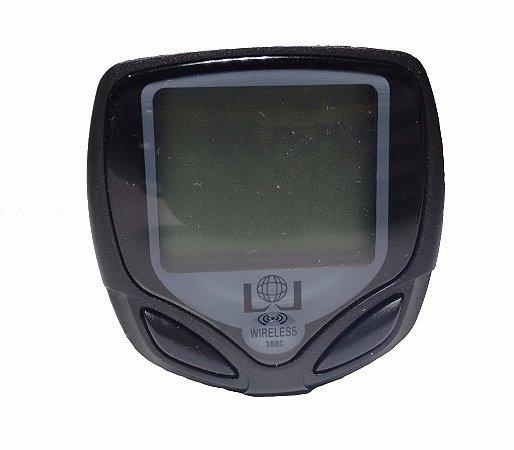 Velocímetro De Bike Wireless Computador De Bicicleta Ys-368c