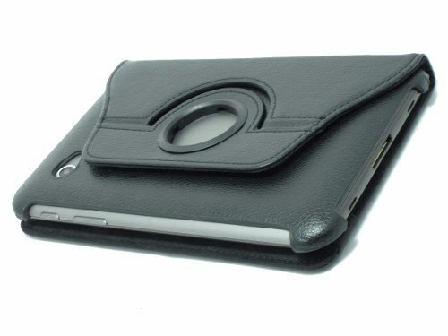 Capa De Tablet Preto Sintético Samsung Galaxy Tab2 P3100