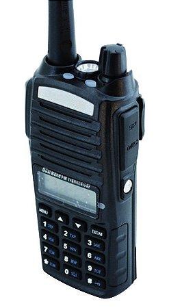 Rádio Comunicador Walk Talk Baofeng Profissional Uhf Vhf