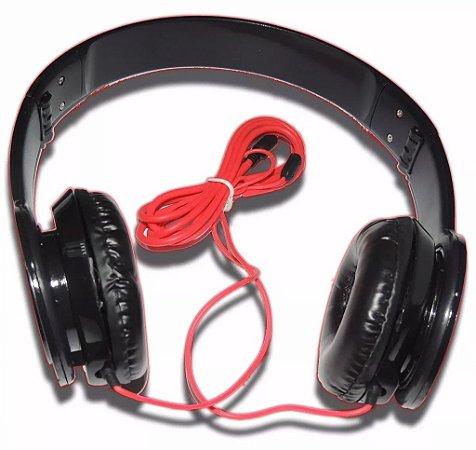 Fone De Ouvido Stereo D25 Som De Alta Qualidade