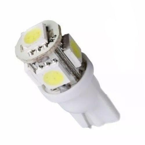 Lâmpada Pingo 5 Leds 5050 Unidade Branco Super Forte