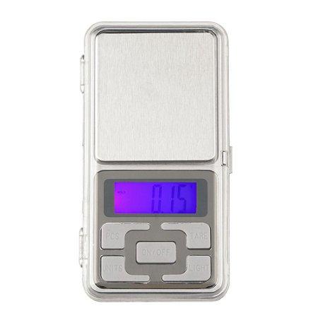 Mini Balança De Precisão Digital Portátil Até 200 Gramas