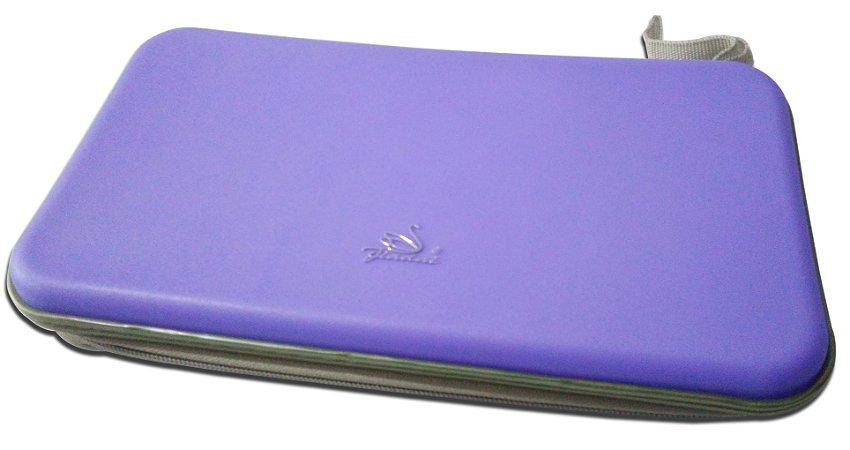Porta Cds/dvds Estojo Com 80 Midias Jiadai Case Resistente
