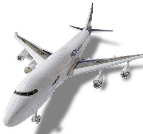 Avião Miniatura Brinquedo Fricção, Acende Luzes,som H620