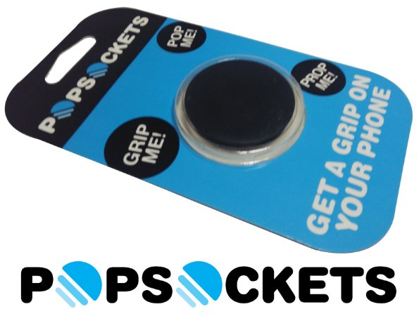 Popsockets Versátil Para Smartphones, Tablets, Iphone, Apoio + suporte veicular mount