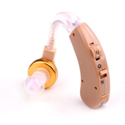 Aparelho Para Surdez Auricular Gancho De Orelha X-168