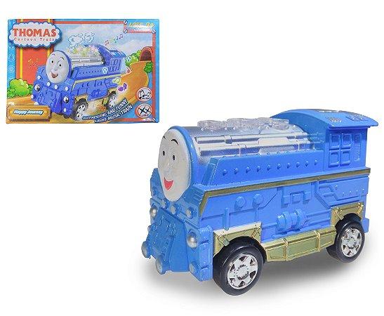 Trenzinho Trem Cartoon Train, Musica E Luzes Infantil