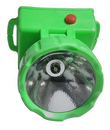 Lanterna De Cabeça Led 3 Modos Durabilidade Garantida Ak-518