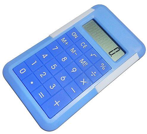 Mini Calculadora De Bolso Display 8 Dígitos Kenko Kk-9200