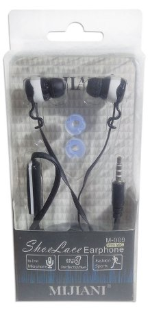 Fone De Ouvido Com Microfone Earphone Pra Celular P2 Mijiani