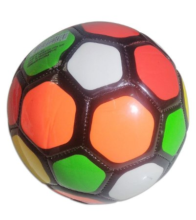 Mini Bola De Futebol, Futsal, 15cm De Diametro Dne Bfe220