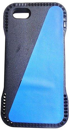 Capa Para Iphone 5 5s 5g 5c Case Emborrachado Resistente