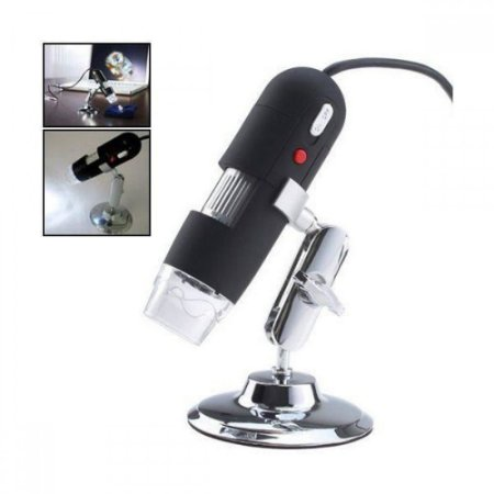 Camera Lupa Digital Microscope Endoscópio Usb Microscópio
