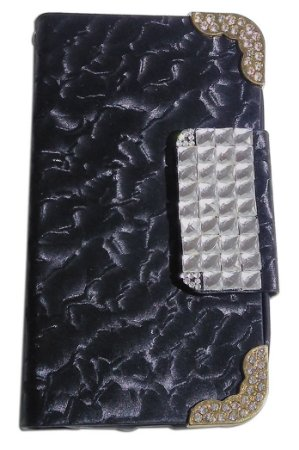 Capa Para Galaxy Pocket Gt-s5312 (abre E Fecha) Case Strass