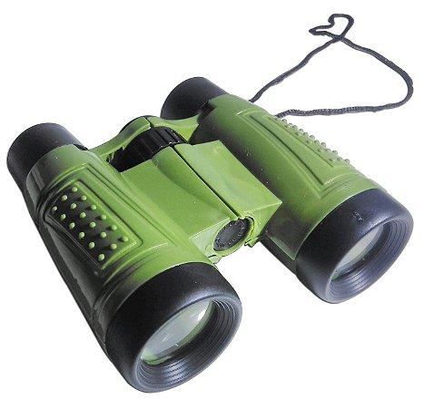 Mini Binóculos 6x30 Com Alça Brinquedo Para Crianças