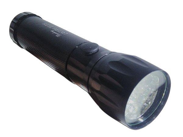 Mini Lanterna De Leds 12 Led, Lanterna Baofeng