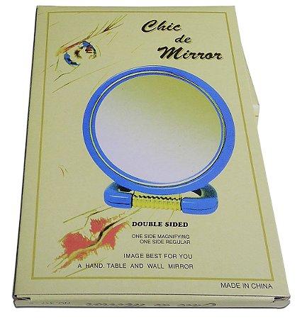 Mini Espelho De Aumento Para Maquiagem Mirror Dois Lados