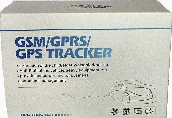 Rastreador De Carro e Moto Gps Gsm 303 Tracker Gprs Proteção com controle