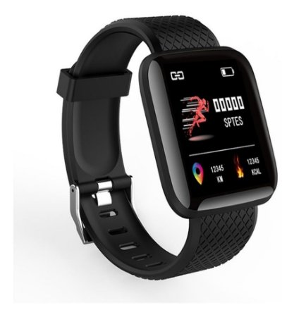 Relógio Inteligente Smartwatch Bluetooth D13 Bracelete