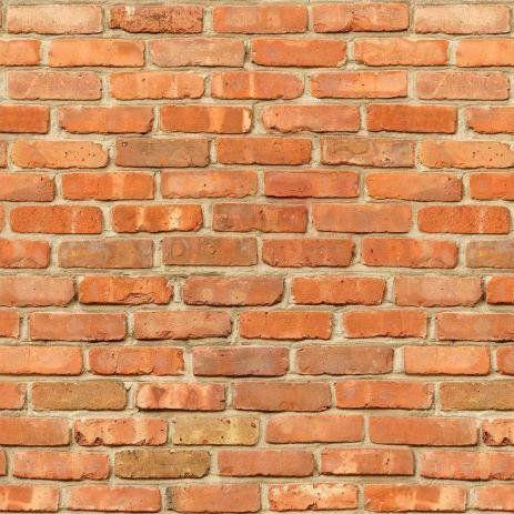 Papel de parede tijolo natural rolo de 5 metros por 45 cm adesivado