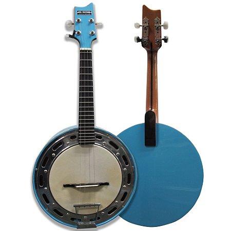 Banjo Colors Azul Retrô