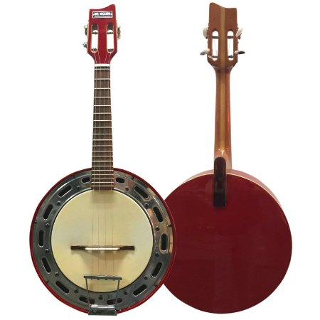 Banjo Colors Vermelho (Sob encomenda)