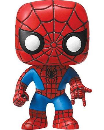 Funko POP! Homem-Aranha - SPIDER-MAN