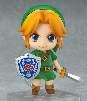 Action Figure Link - The Legend of Zelda: Majora's Mask