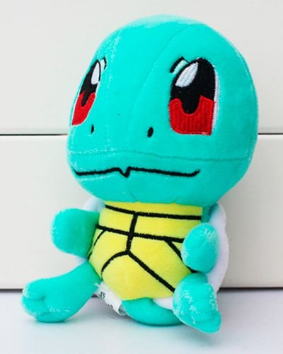 Boneco de Pelúcia Squirtle - Pokémon