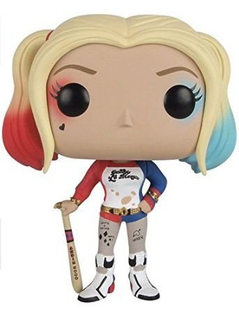 Funko POP! Harley Quinn - Suicide Squad