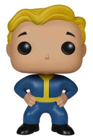 Funko POP! Vault Boy - Fallout