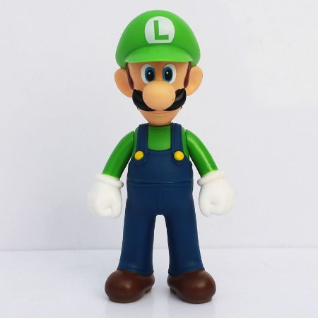 Action Figure Luigi - Super Mario Bros