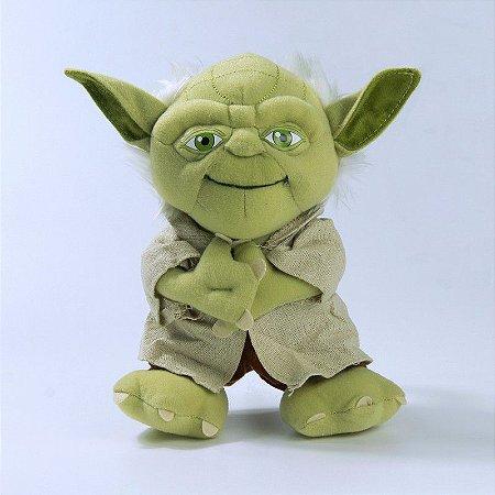Boneco de Pelúcia Mestre Yoda - Star Wars