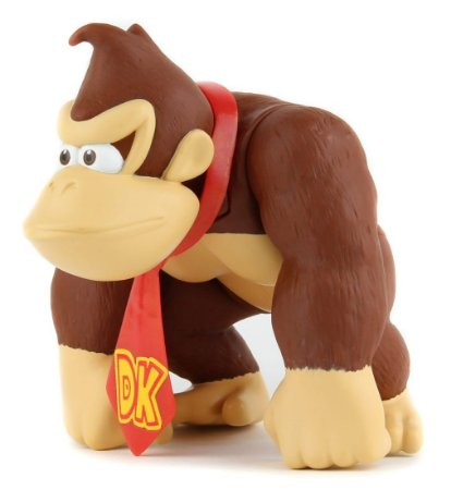 Action Figure Donkey Kong - Donkey Kong Country