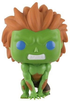 Funko POP! Blanka - Street Fighter