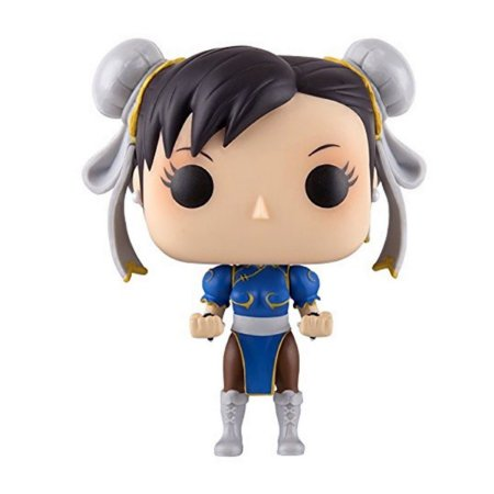 Funko POP! Chun-Li - STREET FIGHTER