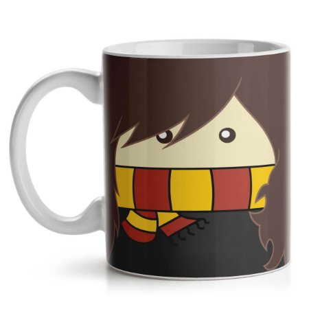 Caneca Hermione Granger - Harry Potter