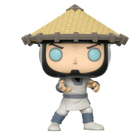 Funko POP! Raiden - Mortal Kombat